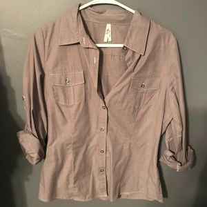 Truth NYC Tops - Women's Truth button up shirt